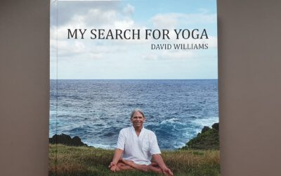 "Buchbesprechung: My search for yoga (""Meine Suche nach Yoga"") von David Williams"